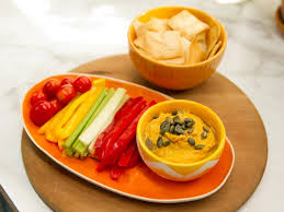 Spicy Pumpkin Hummus Recipe by 7 Savory Ways To Use Pumpkin Spice Fn Dish Behind The Scenes