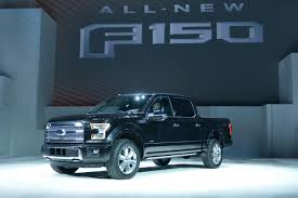 100 New Ford Trucks 2015 F150 Is The First LightDuty Pickup Truck With LED