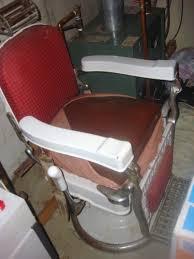 Emil J Paidar Barber Chair Headrest by 16 Emil J Paidar Barber Chair Headrest Antique Barber