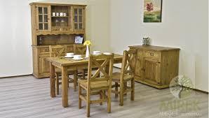 rustikale möbel in der küche der heiße trend dieser tage