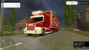 100 Truck Trailer Games COCA COLA TRUCK TRAILER PACK V30 FS 2015 Farming Simulator 2019