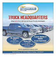 Salute To Agriculture 2018 Home Stykemain Trucks Inc Chevrolet Awards Buick Gmc 1995 Ford F150 For Sale Nationwide Autotrader Stykemainbgmc Twitter Pulling The Truck In Shop My Projects Cars Pinterest Cars 2014 Lvo Vhd104f200 For In Defiance Ohio Marketbookcotz Wwwstykemaintruckscom 2018 Vnl64t670 Rent Royridgetrucks Photos Visiteiffelcom 2019 Vnl42300 Marketbookca Volvo Truck Parts Used 2005 D12 11077 All New Silverado Orders Are Being Accepted By