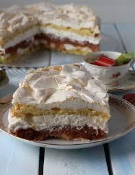 rhabarber baiser torte biskuitwerkstatt