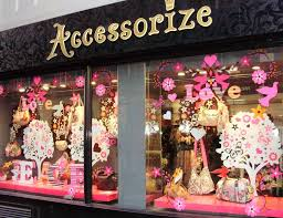 Accessorize Is Ready For The Month Of Love Called Valentines Day With Pink Birds