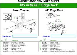 John Deere 48c Mower Deck Manual by Homeowners Parts Warranty Statement Johndeere Com