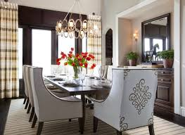 A Transitional Dining Room By Rebecca Robeson