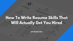 17+ Best Resume Skills [Examples That Will Win More Jobs] 17 Best Resume Skills Examples That Will Win More Jobs How To Optimise Your Cv For The Algorithms Viewpoint Buzzwords Include And Avoid On Your Cleverism 2018 Cover Letter Verbs Keywords For Attracting Talent With Job Title Hr Daily Advisor Sales Manager Sample Monstercom 11 Amazing Automotive Livecareer What Should Look Like In 2019 Money No Work Experience 8 Practical Howto Tips