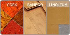 Types Of Flooring Materials by Green Flooring By Findanyfloor Com