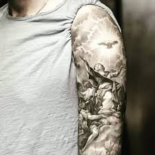 110 Best Guardian Angel Tattoos