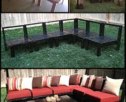 Exceptional Homemade Outdoor Furniture Ideas Images