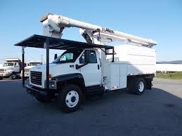 USED 2007 INTERNATIONAL 7300 BUCKET TRUCK BUCKET BOOM TRUCK FOR SALE ...