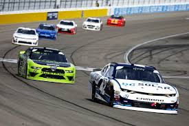 Kyle Larson Rolls To Xfinity Series Win In Las Vegas | The Spokesman ... Nascar Kicks Off Truck Race Weekend In Las Vegas Local 2018 Pennzoil 400 Race At Motor Speedway The Drive 12obrl S118 Trucks Series Winner Cory Adkins Poster Ticket Package September 2019 Hotel Rooms Kyle Busch Scores Milestone Camping World Truck Nv 28th Auto Sep 14 Playoff Wins His 50th At Missing Link Official Home Of Motsports Westgate Resorts Named Title Sponsor Holly Madison Poses As Grand Marshall Smiths 350 Nascar Wins Hometown