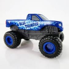 Blue Thunder Monster Truck From The Monster Jam McDonald's… | Flickr Remote Control Truck Jeep Bigfoot Beast Rc Monster Hot Wheels Jam Iron Man Vehicle Walmartcom Tekno Mt410 110 Electric 4x4 Pro Kit Tkr5603 Rock Crawlers Big Foot Truck Toy Suitable For Kids Toysrus Babiesrus Rakuten Truckin Pals Axial Smt10 Grave Digger 4wd Rtr Hw Monster Jam Rev Tredz Shop Cars Trucks Race 25th Anniversary Collection Set New Bright 115 Assorted Toys R Us Rampage Mt V3 15 Scale Gas Grave Digger Industrial Co 114 Pirates Curse Car