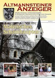 altmannsteiner anzeiger 2014 ausgabe 4 by gewerbeverein