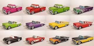 100 50s Chevy Truck Amazoncom Party Decorations 12 Assorted Car Theme