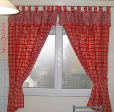 rideau de cuisine en rideaux à carreaux et blanc galerie avec rideau cuisine