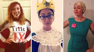 Rosie The Riveter Halloween Diy by 14 Feminist Halloween Costumes You Can Recreate For Next To Nothing
