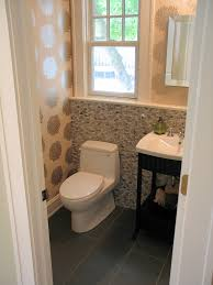 Half Bathroom Ideas For Small Spaces by Bathrooms Design Half Bathroom Designs Baths And Powder Rooms