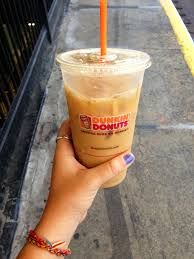 Pumpkin Spice Latte Dunkin Donuts Ingredients by 20 Signs Your Dunkin U0027 Addiction Is Out Of Control Donut Icing