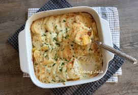boursin cuisine recettes cooking gratin de pommes de terre au boursin