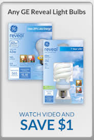 ge light bulb coupon better than free at rite aid 2 1 living
