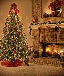 Christmas Tree Cataract Seen In by Love The Big Bow Topper Christmas Pinterest Beautiful