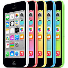 Straight Talk Apple iPhone 5C 4G LTE 16GB Prepaid Smartphone