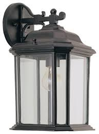 sea gull lighting 84031 12 kent traditional outdoor wall sconce