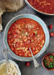 tomatensuppe rezept vegan