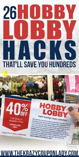 26 Hobby Lobby Hacks That'll Save You Hundreds | Hobby Lobby ... 40 Off Michaels Coupon March 2018 Ebay Bbb Coupons Pin By Shalon Williams On Spa Coupon Codes Coding Hobby Save Up To Spring Items At Lobby Quick Haul With Christmas Crafts And I Finally Found Eyelash Trim How Shop Smart Save Online Lobbys Code Valentines 50 Coupons Codes January 20 Up Off Know When Every Item Goes Sale Lobby Printable In Address Change Target Apply For A New Redcard Debit Or Credit Get One Black Friday Cnn