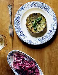 cuisine de courgettes tarte tatin de courgettes de mimi thorisson pour 4 personnes