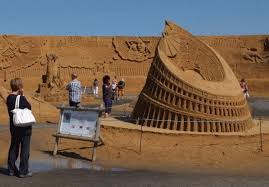 Sand Is An Excellent Building Material For Making Castles And Sculptures Scientists Have Now Found That Water Content Of Two Percent Makes Optimally