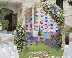 Cheap Wedding Decorations That Look Expensive by 15 Creative And Unique Non Traditional Wedding Ideas Origami