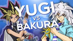 yugioh bakura character deck yu gi oh battle city finals yugi muto vs yami bakura character