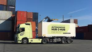 100 Hub Truck Volvo Unveils Self Driving To Waste360