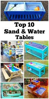 Sand U0026 Water Tables For by Best 25 Water Table For Kids Ideas On Pinterest Sand Table