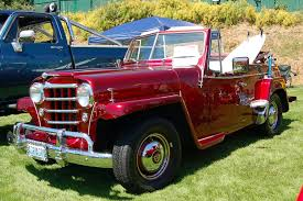 100 1950 Willys Truck Overland Jeepster Photos And Specs From MadChromecom