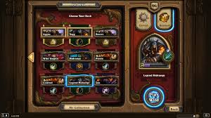 Hunter Hearthstone Deck Basic by Best Hunter Deck Radnor Decoration