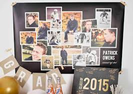 Graduation Photo Display Ideas