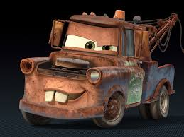 Mater From Cars Movie Tow Truck, Cars And Truck | Trucks Accessories ...