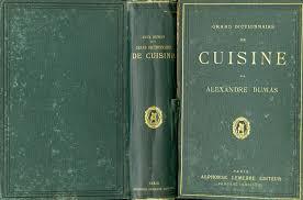 dictionnaire de cuisine grand dictionnaire de cuisine dumas alexandre edition