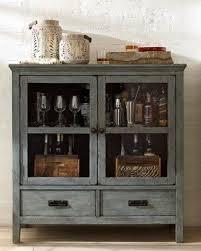 Rustic Wine Cabinets