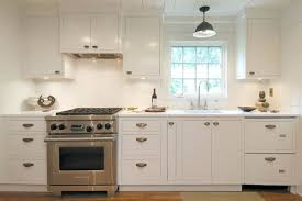 White Galley Kitchen View Full Size