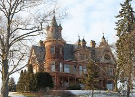 Dresser Palmer House Haunted by Henderson Castle Kalamazoo Michigan Stayed Here The Night Of