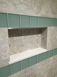up shower niche