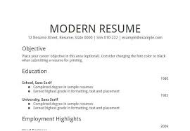 Objective Example For Resume Unique Good Objectives Beautiful Examples Resumes