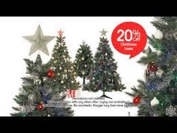 Kmart Christmas Trees Jaclyn Smith by Kmart U0027christmas U0027 Tree Youtube