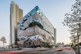 104 South Korean Architecture Oma Completes The Galleria Department Store In Gwanggyo Korea Archdaily