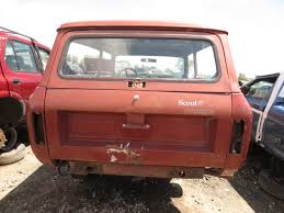 Junkyard Find: 1972 International Harvester Scout II - The Truth ... Off Road 4x4 Trd Four Wheel Drive Mud Truck Jeep Scout 1970 Intertional 1200 Fire Truck Item Da8522 Sol 1974 Ii For Sale 107522 Mcg 1964 Harvester 80 Half Cab Junkyard Find 1972 The Truth 1962 Trucks 1971 800b 1820 Hemmings Motor Restorations Anything 1978 Terra Pickup 5 Things To Do With 43 Intionalharvester Scouts You Just Heres One Way To Bring An Ihc Into The 21st Century