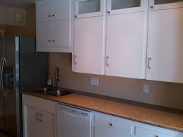 Other Kitchen Nice Painting Kitchen Cabinets White Color Wooden